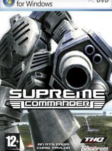 Скачать игру Supreme Commander через торрент на pc