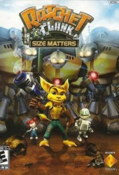 Скачать игру Ratchet and Clank Size Matters через торрент на pc