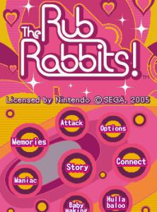 Скачать игру The Rub Rabbits через торрент на pc