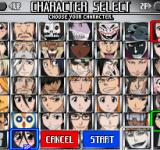Bleach DS взломанные игры
