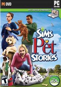Скачать игру The Sims Pet Stories через торрент на pc