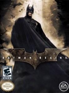 Скачать игру Batman Begins через торрент на pc