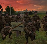 Brothers in Arms Road to Hill 30 полные игры