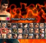 Tekken 5 Dark Resurrection на ноутбук