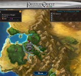 Puzzle Quest Challenge of the Warlords на виндовс
