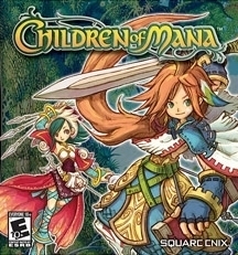 Скачать игру Children of Mana через торрент на pc