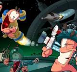 Worms A Space Oddity на виндовс