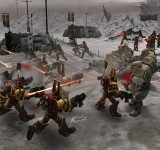Warhammer 40,000 Dawn of War Winter Assault на ноутбук