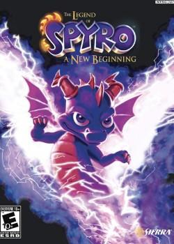 Скачать игру The Legend of Spyro A New Beginning через торрент на pc