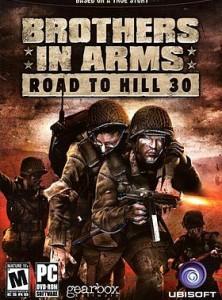 Скачать игру Brothers in Arms Road to Hill 30 через торрент на pc