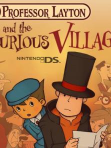 Скачать игру Professor Layton and the Curious Village через торрент на pc