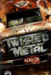 Скачать игру Twisted Metal Head On через торрент на pc