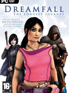 Скачать игру Dreamfall The Longest Journey через торрент на pc
