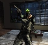Tom Clancys Splinter Cell Chaos Theory взломанные игры