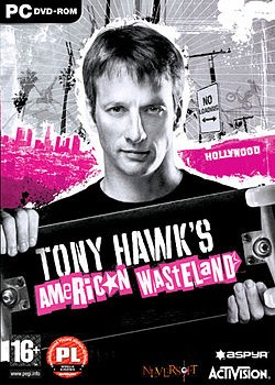 Скачать игру Tony Hawks American Wasteland через торрент на pc