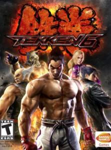 Скачать игру Tekken 6 через торрент на pc