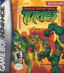Скачать игру TMNT Game Boy Advance через торрент на pc