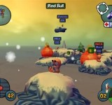 Worms A Space Oddity полные игры
