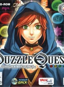 Скачать игру Puzzle Quest Challenge of the Warlords через торрент на pc