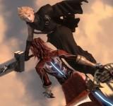 Dirge of Cerberus Final Fantasy 7 взломанные игры