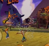 Crash Tag Team Racing на ноутбук