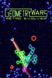 Скачать игру Geometry Wars Retro Evolved через торрент на pc