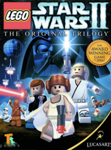 Скачать игру Lego Star Wars 2 The Original Trilogy через торрент на pc