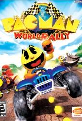 Скачать игру Pac Man World Rally через торрент на pc