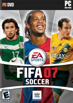 Скачать игру ФИФА 07 через торрент на pc