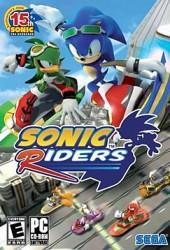 Скачать игру Sonic Riders через торрент на pc