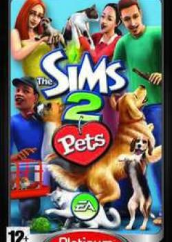 Скачать игру The Sims 2 Питомцы через торрент на pc