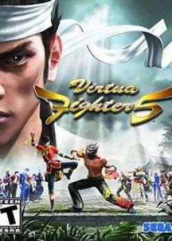 Скачать игру Virtua Fighter 5 через торрент на pc