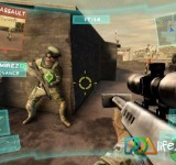 Tom Clancys Ghost Recon Advanced Warfighter на ноутбук