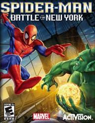 Скачать игру Spider-Man Battle for New York через торрент на pc
