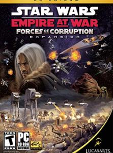 Скачать игру Star Wars Empire at War Forces of Corruption через торрент на pc