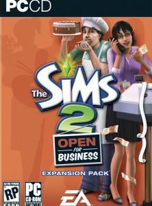 Скачать игру The Sims 2 Бизнес через торрент на pc