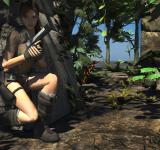 Tomb Raider Legend взломанные игры