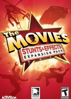 Скачать игру The Movies: Stunts and Effects через торрент на pc