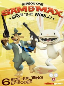 Скачать игру Sam and Max Save the World через торрент на pc
