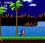 Sonic the Hedgehog на ноутбук