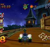 Crash Nitro Kart полные игры