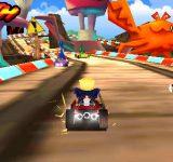 Crash Nitro Kart взломанные игры
