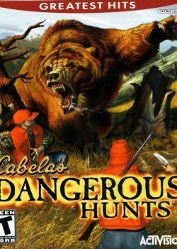Скачать игру Cabelas Dangerous Hunts через торрент на pc