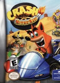 Скачать игру Crash Nitro Kart через торрент на pc