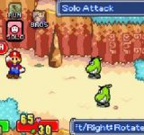 Mario and Luigi Superstar Saga полные игры