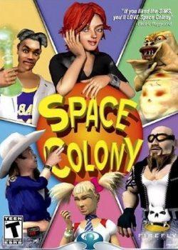Скачать игру Space Colony через торрент бесплатно