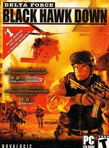 Скачать игру Delta Force Black Hawk Down через торрент на pc