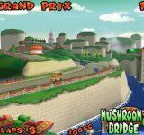 Mario Kart Double Dash на ноутбук