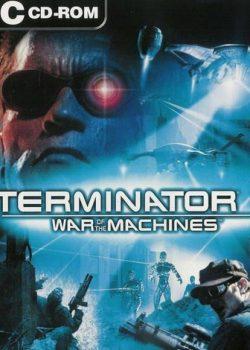 Скачать игру Terminator 3 War of the Machines через торрент бесплатно