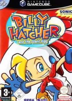 Скачать игру Billy Hatcher and the Giant Egg через торрент на pc